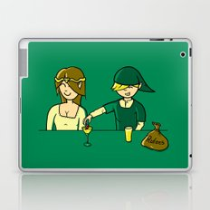 The easy way to get the princess Laptop & iPad Skin