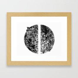 psygarden Framed Art Print