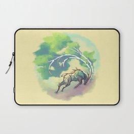 Essence of Nature - Thunderous Wind Laptop Sleeve