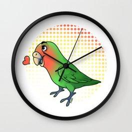 Love Bird Wall Clock