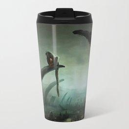 Graveyard Travel Mug
