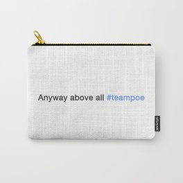 #teampoe Carry-All Pouch