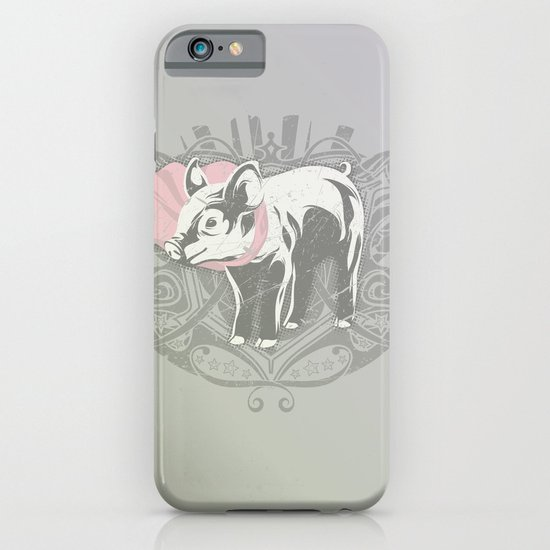 Fearless Creature: Oinx iPhone & iPod Case