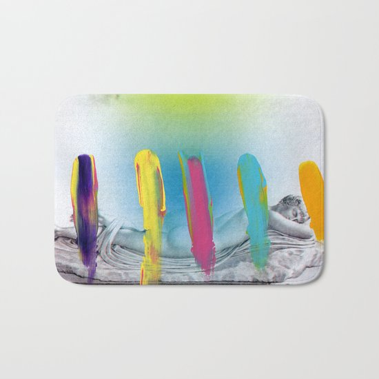 Composition 537 Bath Mat