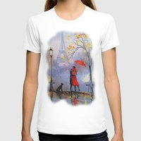 romantic T-shirts featuring Romantic by OLHADARCHUK    ART