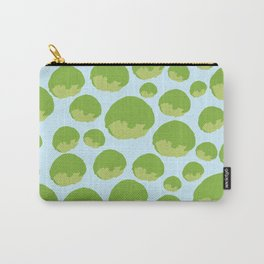 Lettuce Pattern Carry-All Pouch