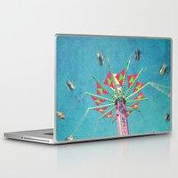 vertigo Laptop & iPad Skins featuring vertigo by Sylvia Cook Photography