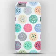 Watercolor Lovely Pattern V Slim Case iPhone 6s Plus