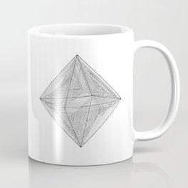 DMT OCTAHEDRON Coffee Mug