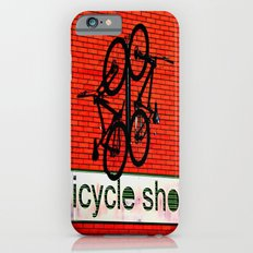 Bicycle Shop iPhone 6s Slim Case
