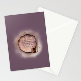 Even the Smallest Stationery Cards