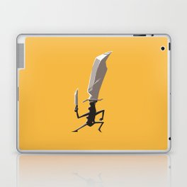 Knifin' Around Laptop & iPad Skin