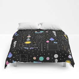 Witch Starter Kit: Astronomy - Illustration Comforters
