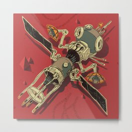 Super Motherload - Original Soundtrack Cover Metal Print