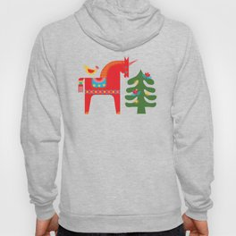 Scadinavian Fairytale Bright Hoody