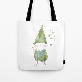 Bird Elf Tote Bag