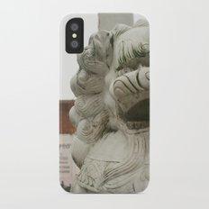Guardian Lion iPhone X Slim Case