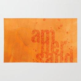 Ampersands Rug