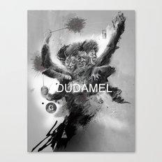 Proyecto Dudamel Canvas Print