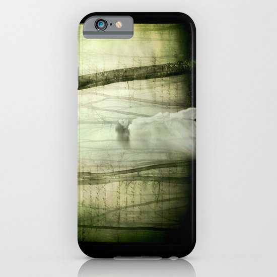 Haunted story iPhone & iPod Case