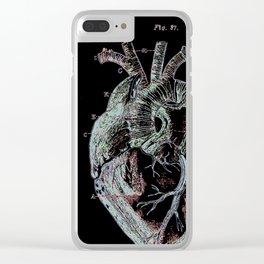 Art beats #2 Clear iPhone Case