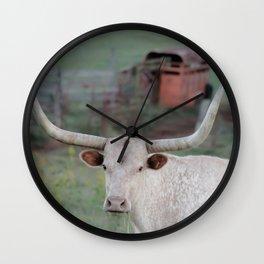 Moorning Wall Clock