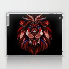 Red Lion Laptop & iPad Skin
