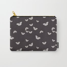 Mothy Print Carry-All Pouch