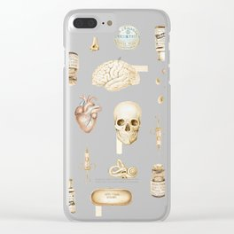 good old days Clear iPhone Case