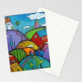 Silver Linings Stationery Cards