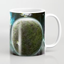 Space Fleet Coffee Mug