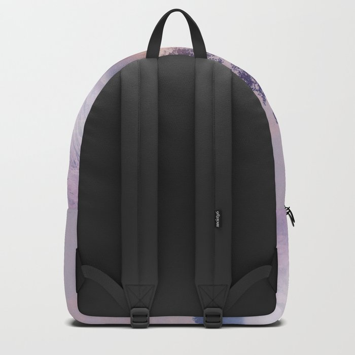 Pastel vibes 09 Backpack