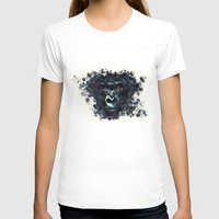 gorilla T-shirts featuring Gorilla by Rene Alberto