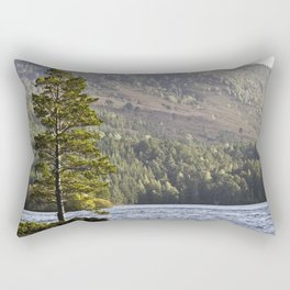 The Lonely Tree Rectangular Pillow