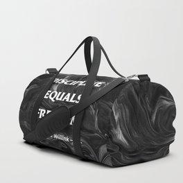 Discipline Duffle Bag
