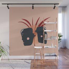 Third Eye Twins Wall Mural