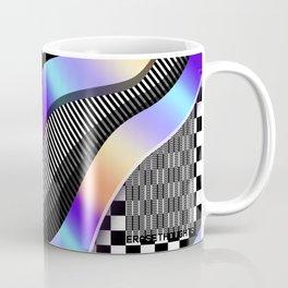 Chromatic Pattern Coffee Mug