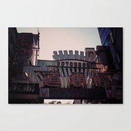 Dotonbori  Canvas Print