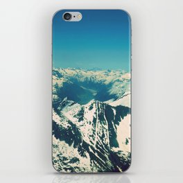 Mountain Peaks | Photography iPhone Skin