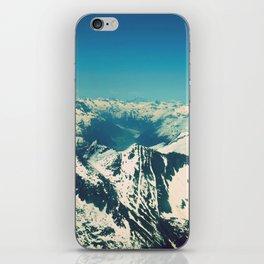 Mountain Peaks | Photography iPhone Skin