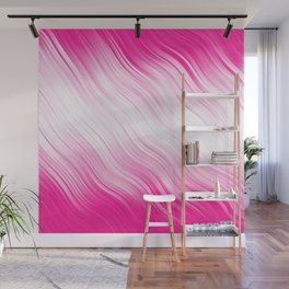 Stripes Wave Pattern 10 dp Wall Mural