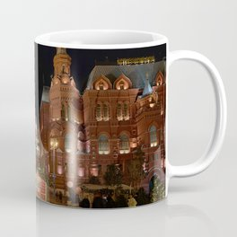 Pictures Moscow Russia New year Manezhnaya Square  Coffee Mug