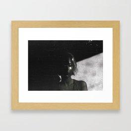 Midnight Mistress Framed Art Print