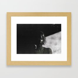 Midnight Mistress Framed Art Print
