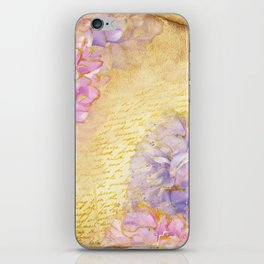 Luv Letter iPhone Skin