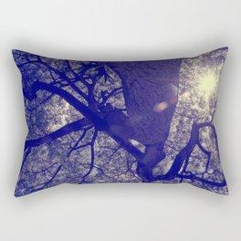 View from below Rectangular Pillow
