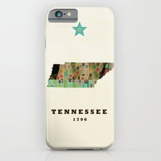 Tennessee state map modern Slim Case iPhone 6