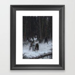 Samogitia 1409 Framed Art Print