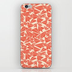 School Yard Aviation Solid iPhone Skin