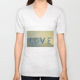 love surf Unisex V-Neck
